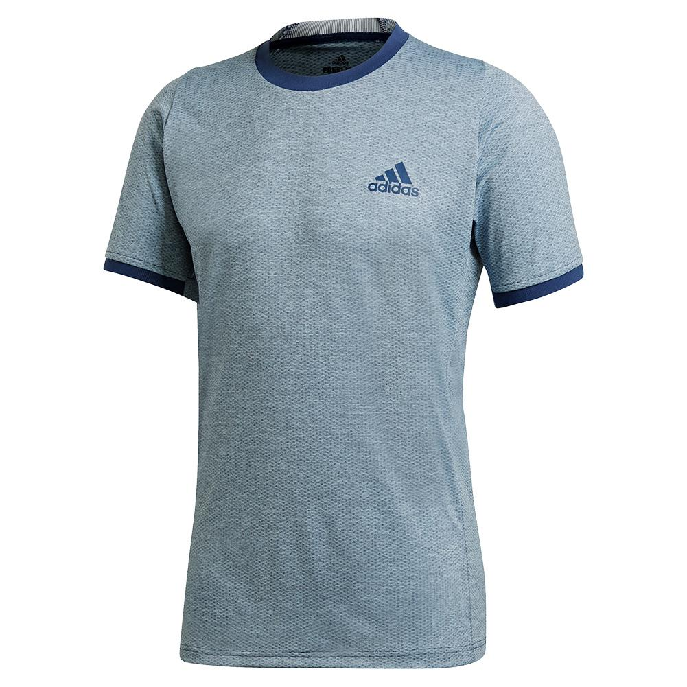 Men's Freelift Tennis Top Tech Indigo And Sky Tint