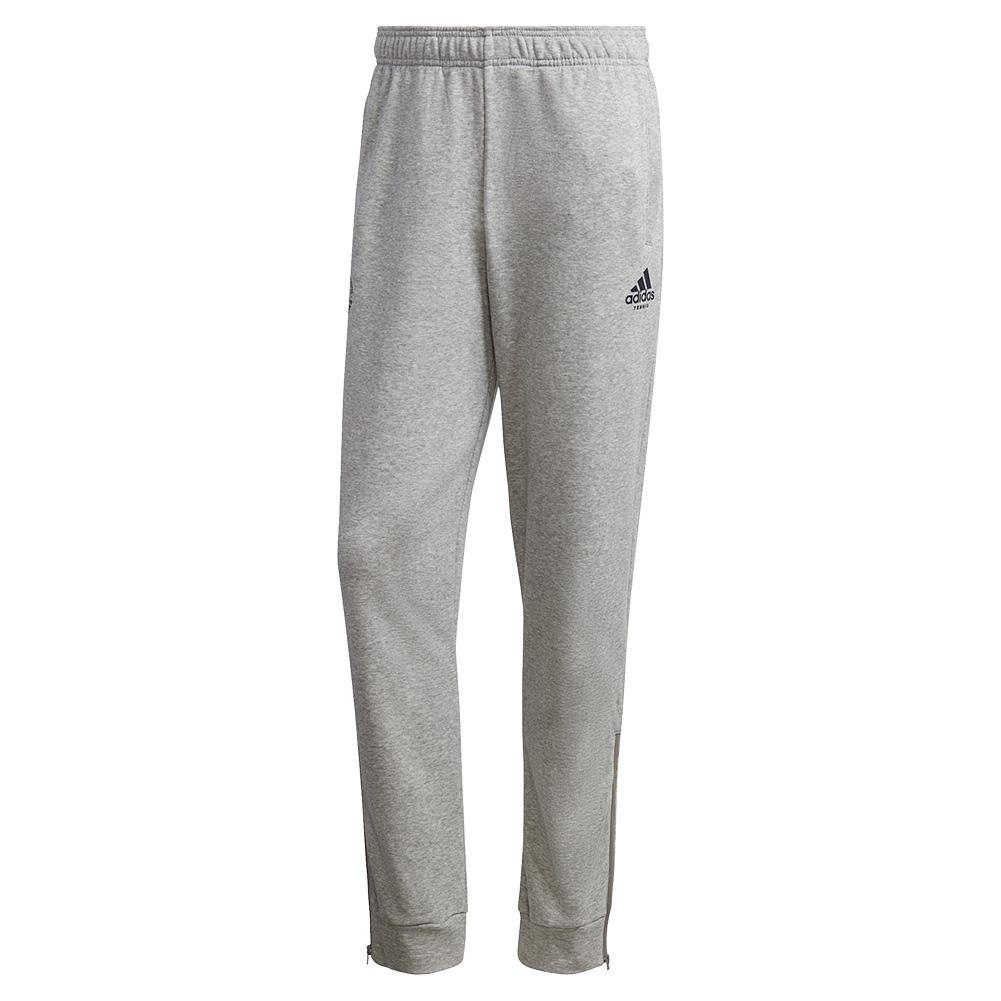Men's Category Graphic Tennis Pant Medium Grey Heather And Legend Ink