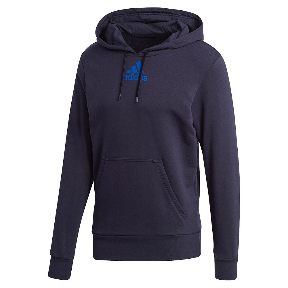 Men's Category Graphic Tennis Hoodie Legend Ink And Team Royal Blue