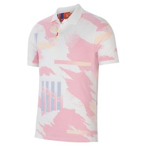 Men`s Court Standard Challenge Tennis Polo