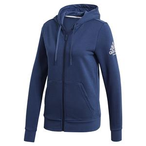 Women`s Club Tennis Hoodie Tech Indigo