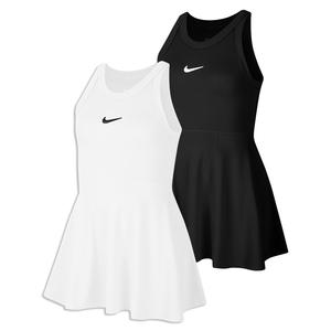 Girls` Court Dry Tennis Dress