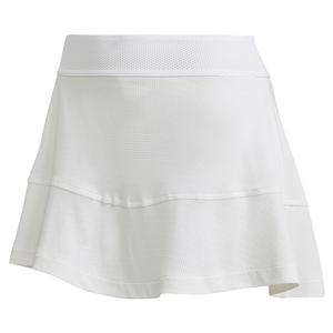 Women`s HEAT.RDY Olympic Match 13 Inch Tennis Skort White