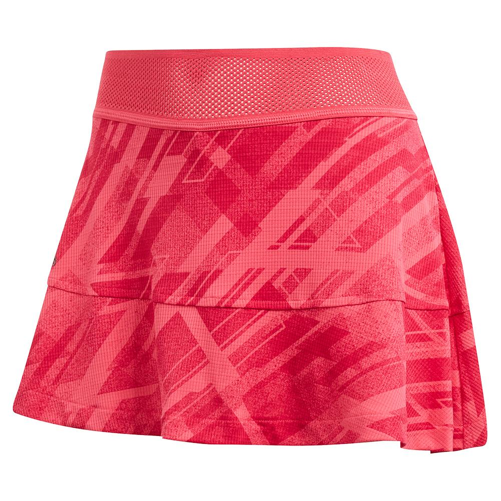 Women's Heat.Rdy Match 13 Inch Tennis Skort Power Pink