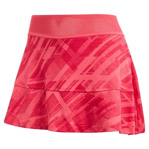 Women`s HEAT.RDY Match 13 Inch Tennis Skort Power Pink