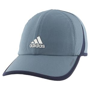 Women`s SuperLite Tennis Cap Legacy Blue and Legend Ink