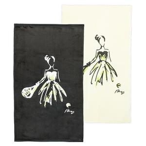 Tennis Ballerina Towel