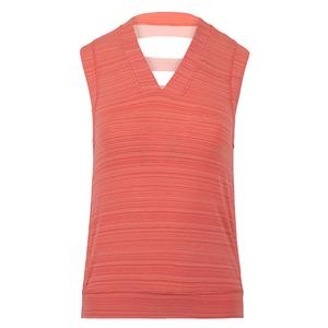 Women`s Crop Tennis Tank