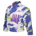 Women`s New York Team Court Tennis Jacket 100_WHITE/SAPPHIRE