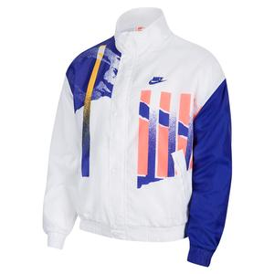 Men`s New York Team Court Tennis Jacket