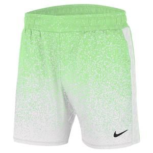 Men`s Rafa Court Gradient 7 Inch Tennis Short