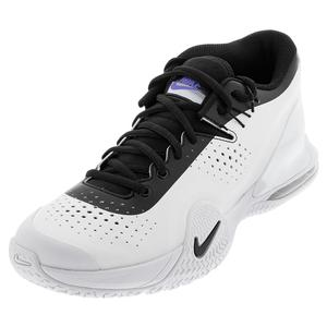 Men`s Tech Challenge 20 Tennis Shoes White and Black
