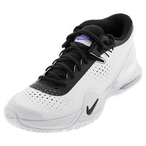 Men`s Tech Challenge 20 Tennis Shoes White and Black