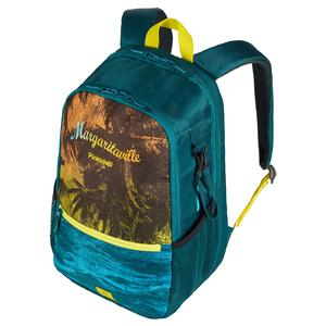 Margaritaville Pickleball Backpack Green and Yellow