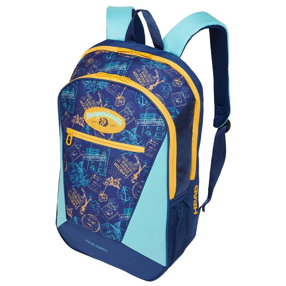 Margaritaville Pickleball Backpack Navy Blue