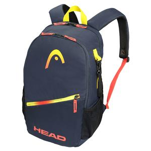 Club Pickleball Backpack Navy and Red