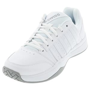 Women`s Court Smash 2 Tennis Shoes White and Highrise
