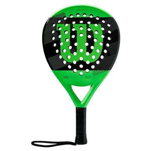 Blade Padel Racket Green and Black