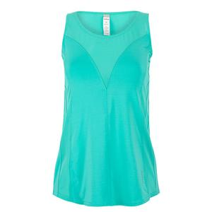 Women`s Magnolia Tennis Tank Sea Breeze