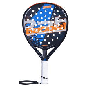 Revenge Lite Padel Racket Blue and Orange