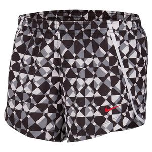 Girls` Dri-FIT Printed Training Shorts
