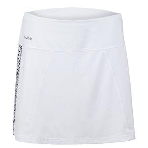 Women`s Serengeti Tennis Skort White