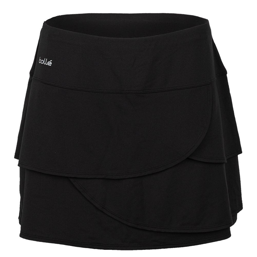 Women's Serengeti Tennis Skort Black