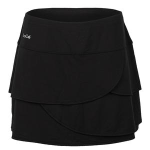 Women`s Serengeti Tennis Skort Black