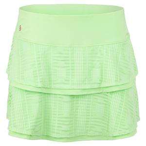 Women`s Lime Light Tennis Skort Melon