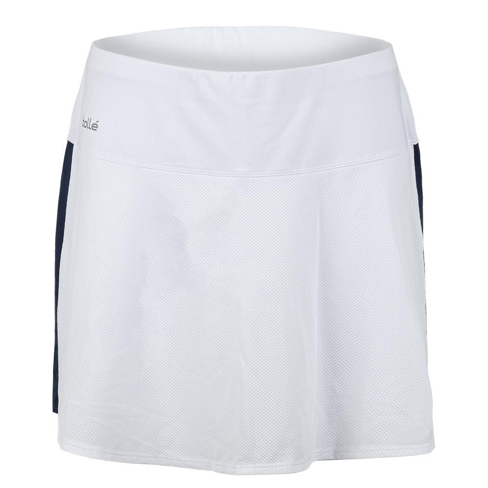 Women's High Society Tennis Skort White