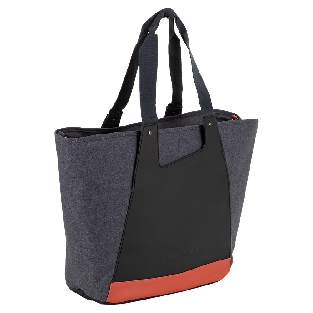 Women's Tennis Tote Bag Anthracite