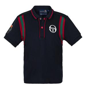 Boys` Frisco Monte-Carlo Staff Tennis Polo