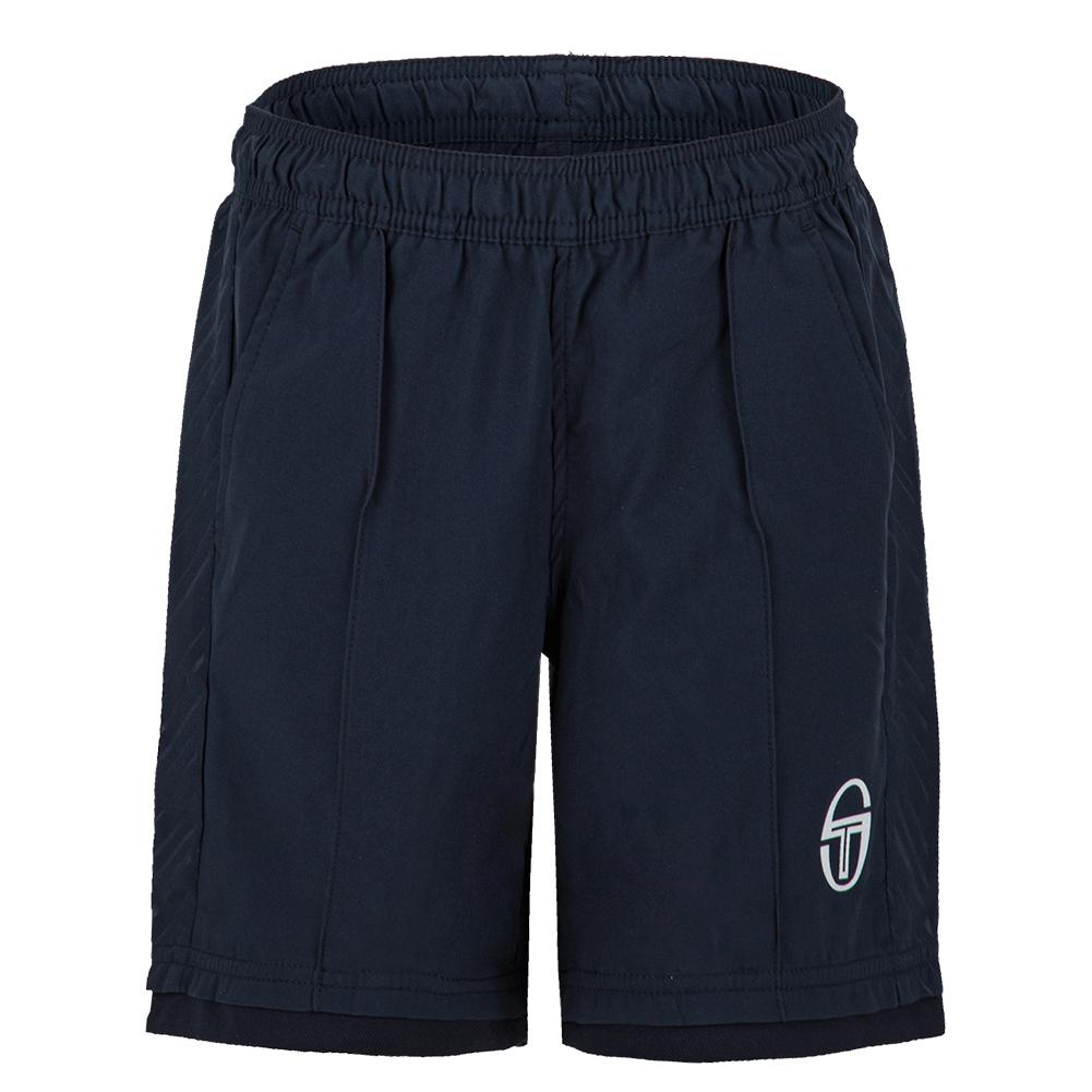 Boys ` Chevron Tennis Short