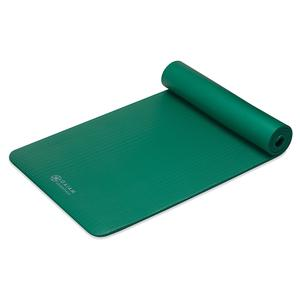 Essentials Fitness Mat and Sling (10mm) Green