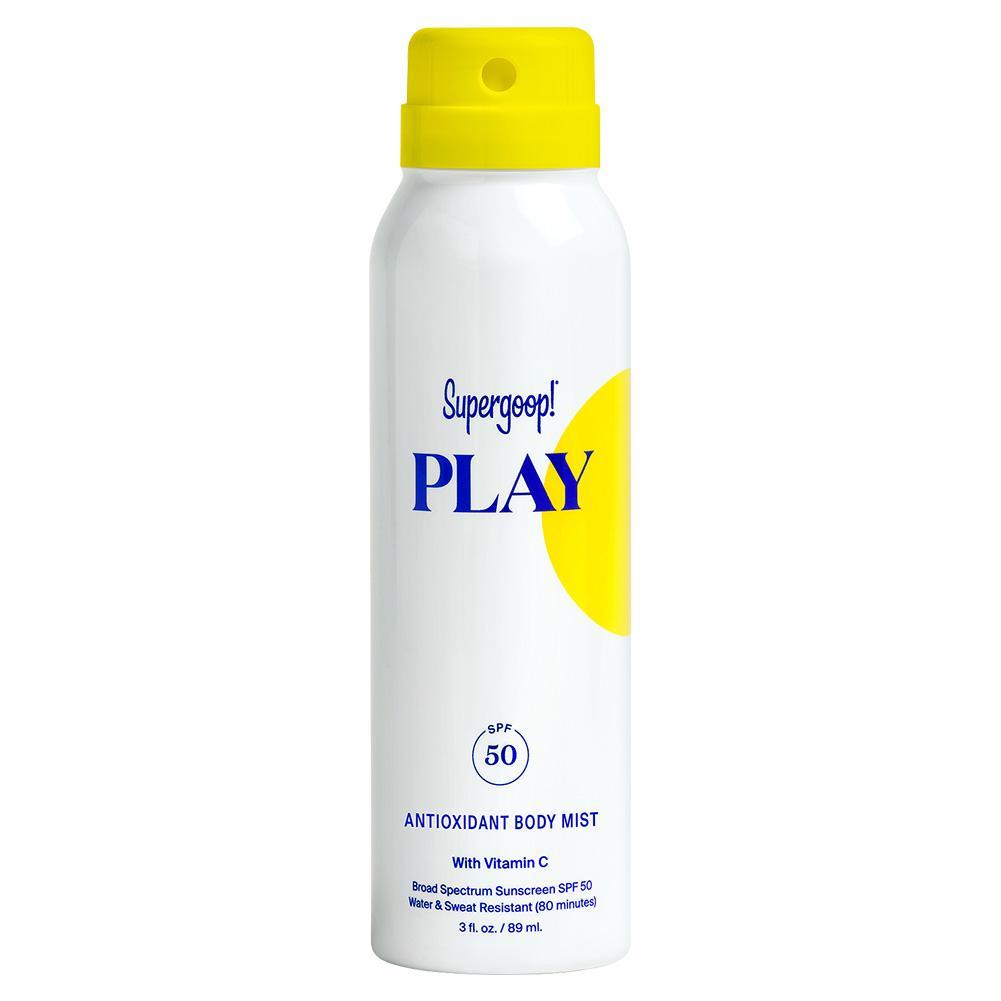 Play Antioxidant Body Mist Spf 50 With Vitamin C 3.0 Fl Oz