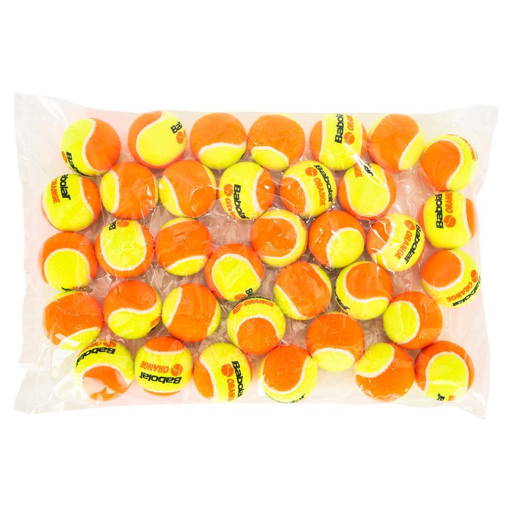 Orange Tennis Balls Bag Of 36