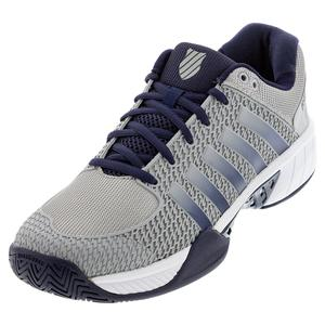 Men`s Express Light Pickleball Shoes Highrise and White