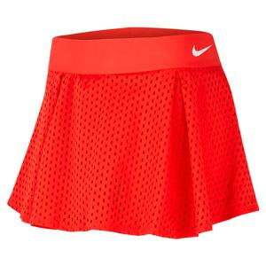 Women`s Court Dry Essentials Tall Flouncy Tennis Skort