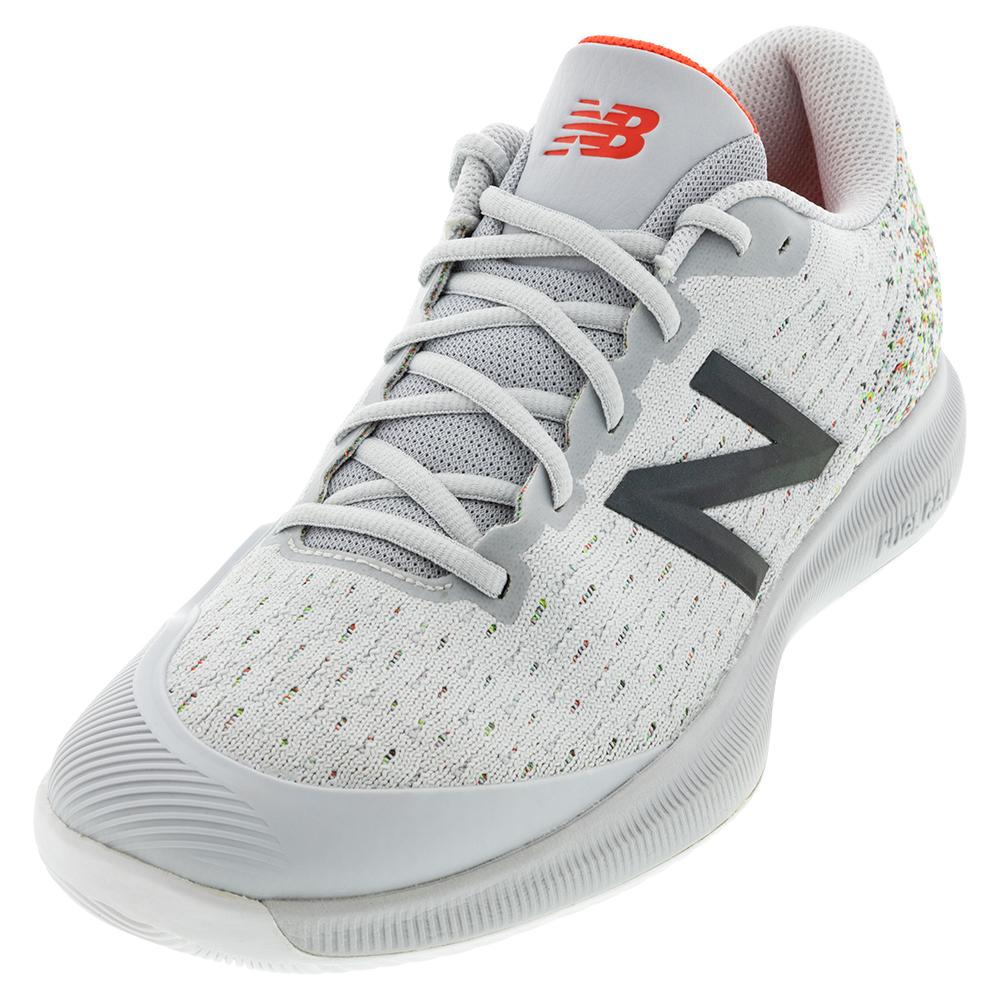 996v4 D Width Tennis Shoes Gray