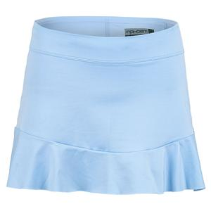 Women`s Quinn 13.5 Inch Tennis Skort Prairie and Midnight
