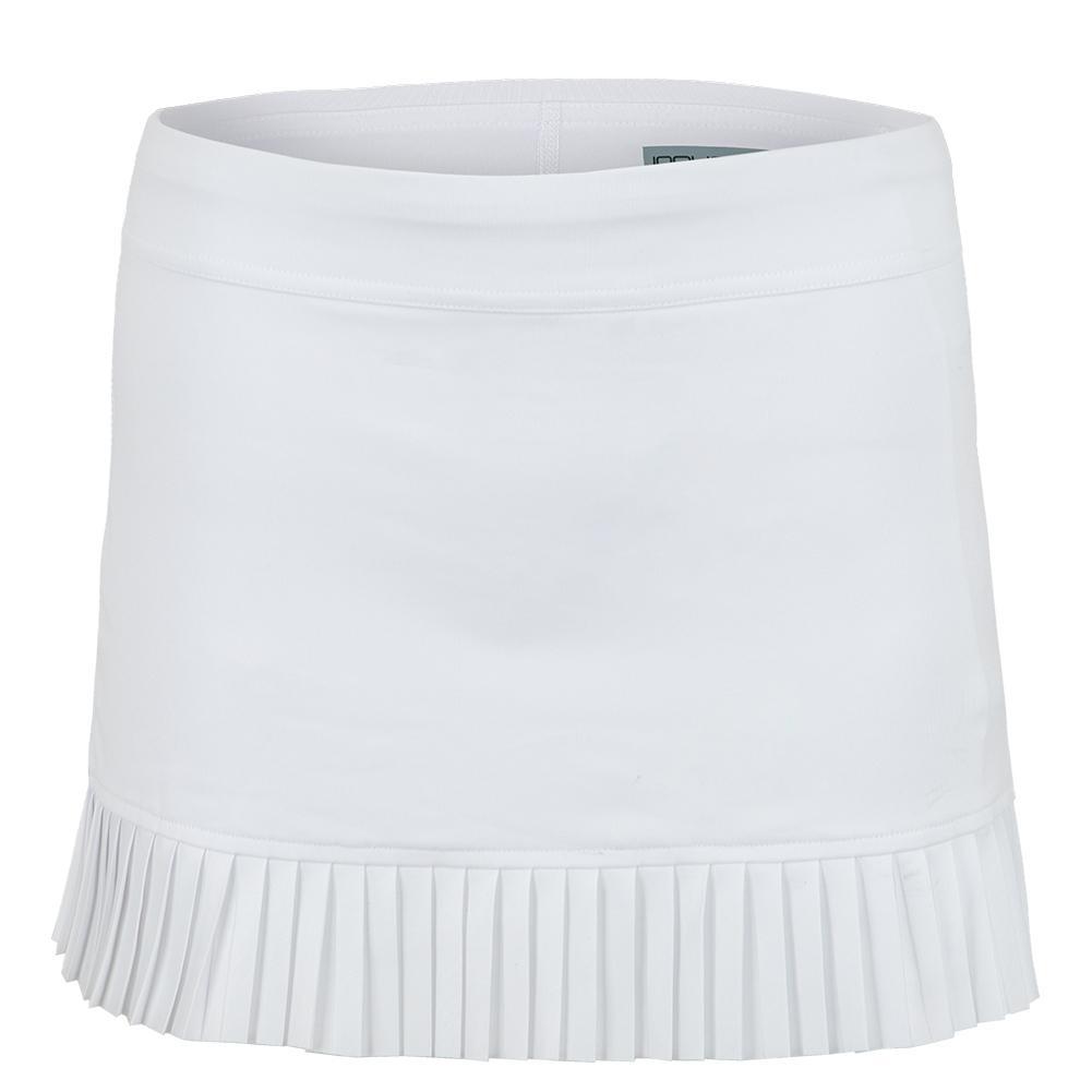 Women's Harper 13.5 Inch Tennis Skort White And Midnight