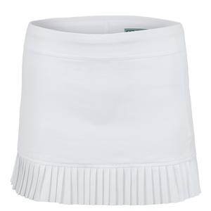 Women`s Harper 13.5 Inch Tennis Skort White and Midnight