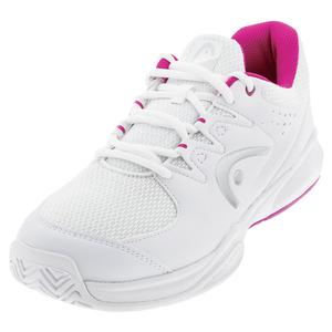 Women`s Brazer 2.0 Tennis Shoes White and Violet