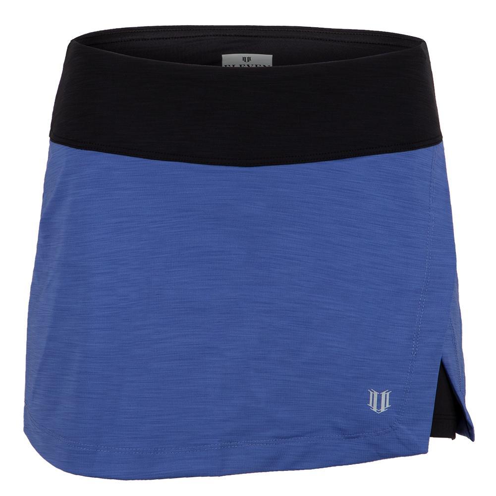 Women's Stellar 13 Inch Tennis Skort Sapphire Blue