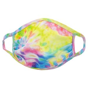 Kids` Face Mask Tie Dye