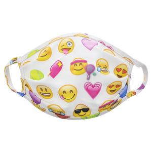 Kids` Face Mask Emoji