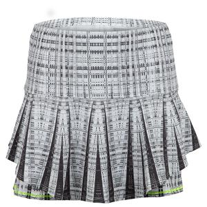Women`s Manhattan Pleated Scallop Skort
