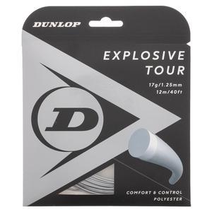Explosive Tour Silver 17G Tennis String