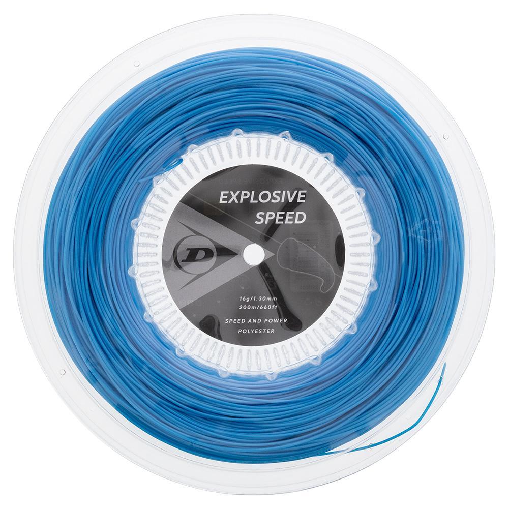 Explosive Speed Blue 16g Tennis String Reel