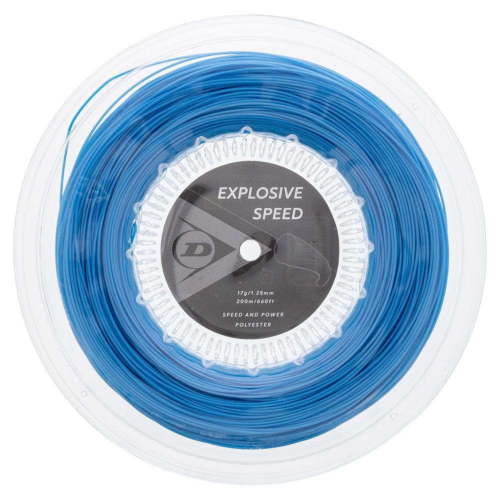Explosive Speed Blue 17g Tennis String Reel